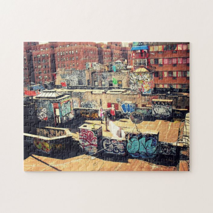 500 Pieces Jigsaw Puzzle Central Park in Autumn New York City