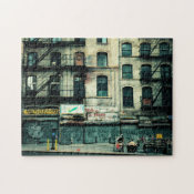 New York City Puzzle - Urban Decay puzzle