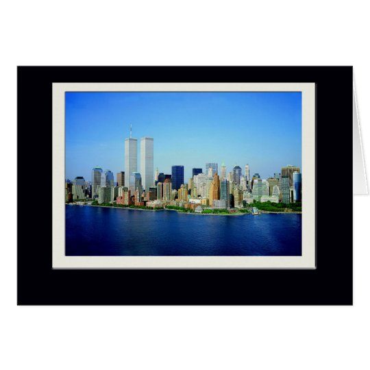 New York City Remembered Greeting Card