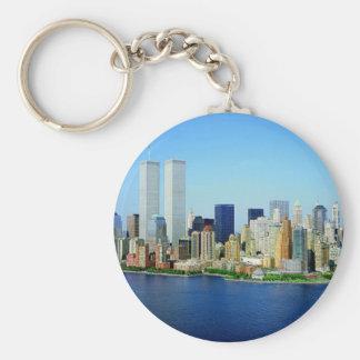 New York City Remembered Key Chain