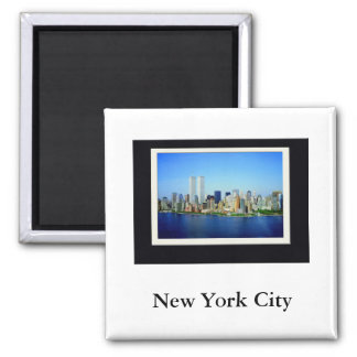 New York City Remembered  Magnet
