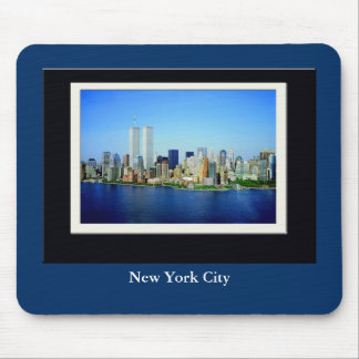 New York City Remembered Mousepad