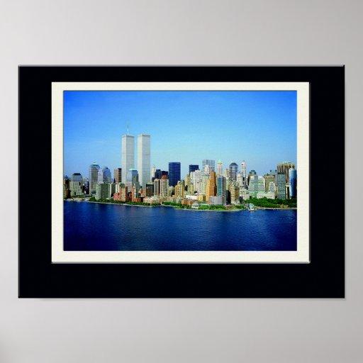 New York City Remembered Print