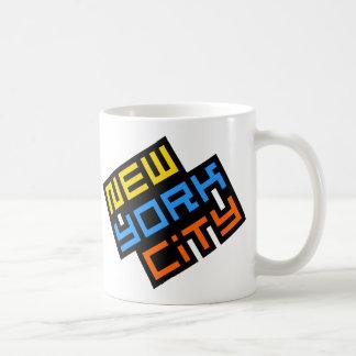 New York City Retro Logo Mug