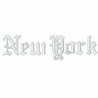 NEW YORK CITY Retro Vintage Baseball -Style Jacket