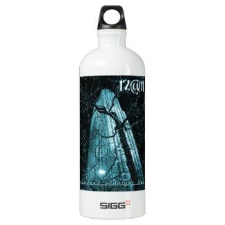 New York City Rockefeller Center Tree Aluminum Water Bottle