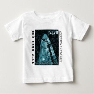 New York City Rockefeller Center Tree Baby T-Shirt