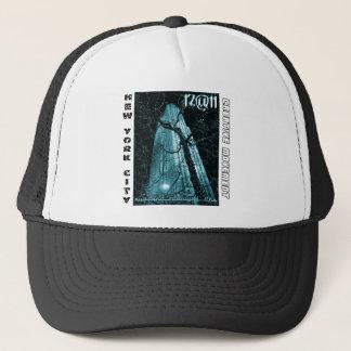 New York City Rockefeller Center Tree Trucker Hat