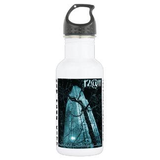 New York City Rockefeller Center Tree Water Bottle