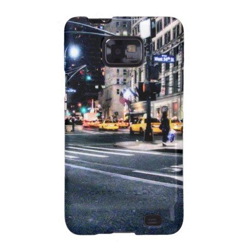New York City Samsung Galaxy S2 Carcasa
