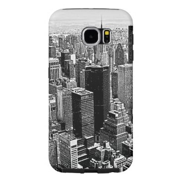 USA Themed New York City Samsung Galaxy S6 Case