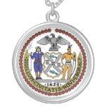 New York City Seal Custom Necklace