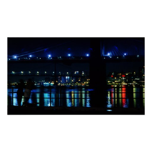 New York City Seaport Poster