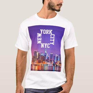 New York City Short Sleeved T-shirt