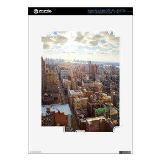 New York City iPad 3 Skins