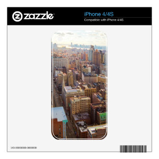 New York City Skin For The iPhone 4