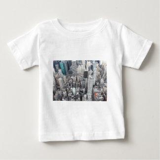 New York City Sky Scrapers Baby T-Shirt