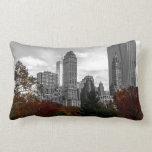 New York City Skyline 2 Sided Pillow