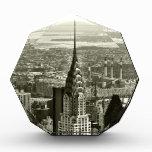 New York City Skyline Acrylic Award