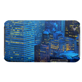 New York City Skyline at Sunset iPod Touch Case-Mate Case