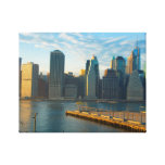 New York City skyline - Canvas Gallery Wrapped Canvas