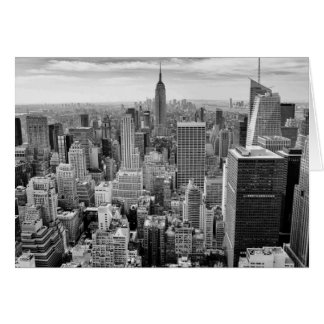 New York City Skyline Card