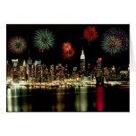 New York City Skyline Cards
