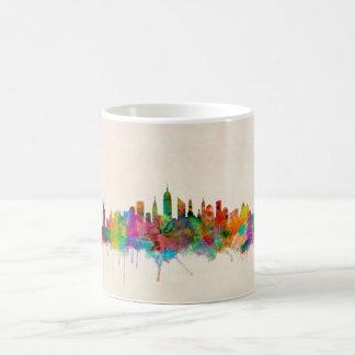 New York City Skyline Cityscape Coffee Mug
