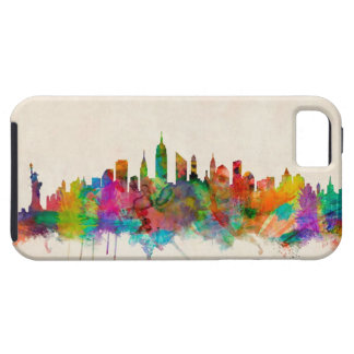 New York City Skyline Cityscape iPhone SE/5/5s Case