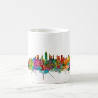 New York City Skyline Classic White Coffee Mug