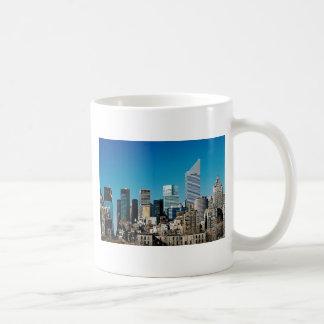 New York City Skyline Coffee Mugs