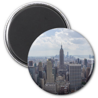 New York City Skyline Empire State Building NYC Magnet