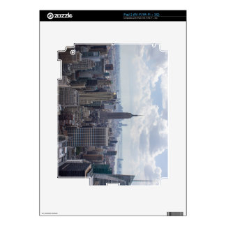 New York City Skyline Empire State Building NYC Skin For The iPad 2