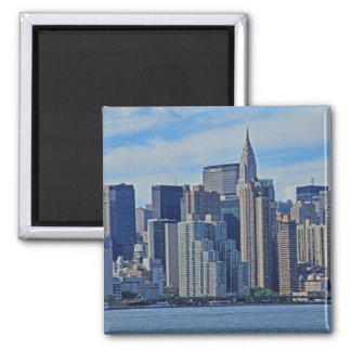 New York City Skyline From the East River A1 Magnet