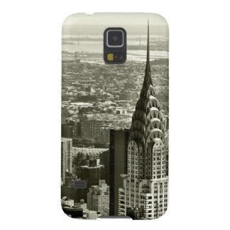 New York City Skyline Galaxy S5 Cover