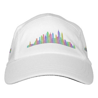 New York City skyline Hat
