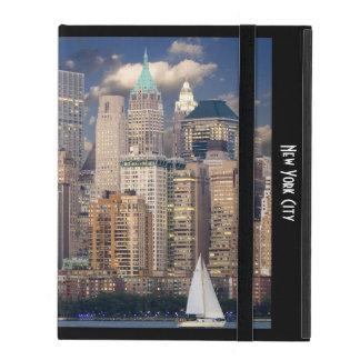 New York City Skyline iPad Cases