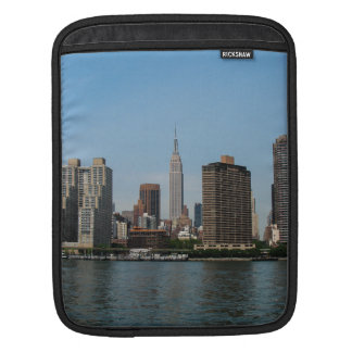 New York City Skyline iPad Sleeve
