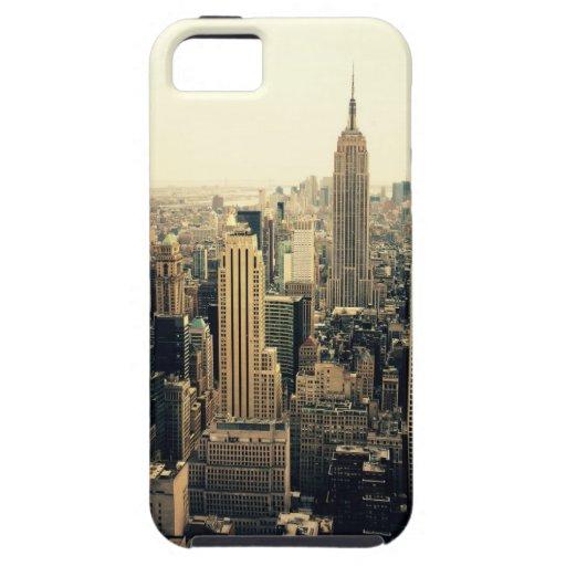 New York City Skyline iPhone 5 Covers
