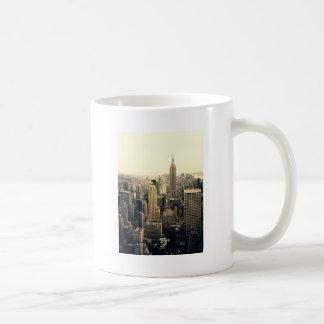 New York City Skyline Midtown Coffee Mug