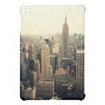 New York City Skyline Midtown iPad Mini Cases
