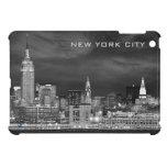 New York City Skyline Mini iPad Case