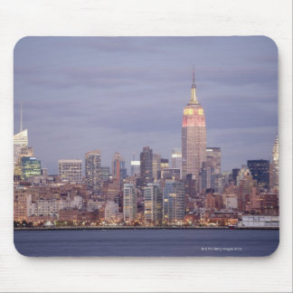 New York City Skyline Mouse Pad