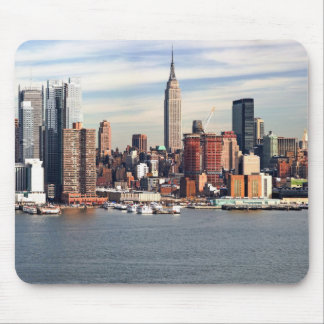 New York City Skyline Mousepad