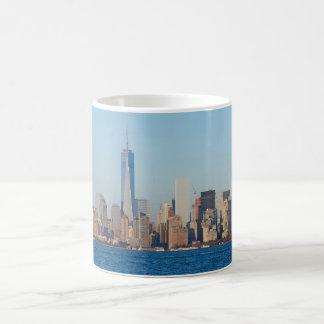 New York city skyline Mug