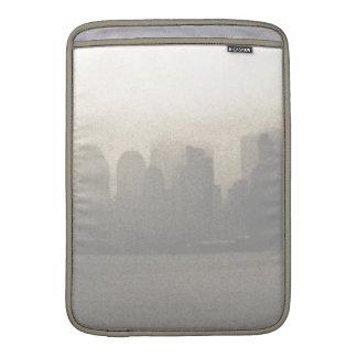 New York City Skyline NYC CricketDiane MacBook Sleeve