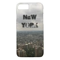 New York City Skyline Phone Case