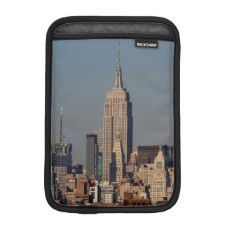 New York City Skyline Photo with Empire State Buil iPad Mini Sleeve