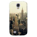 New York City Skyline Samsung Galaxy S4 Covers
