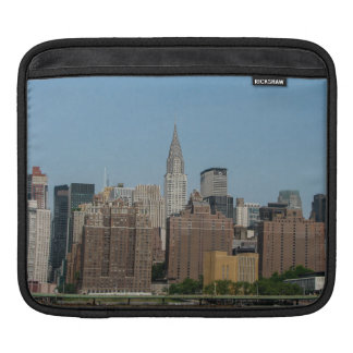 New York City Skyline Sleeve For iPads
